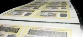 Del total de documentos producidos en lo corrido del año 1.083.863 son cédulas de ciudadanía amarillas con hologramas y 243.967 son tarjetas de identidad biométricas.