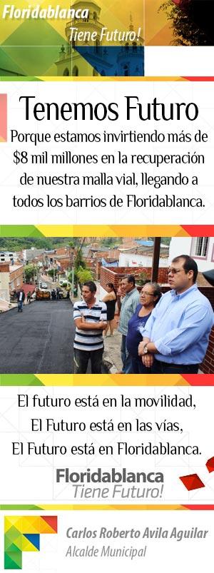 Floridablanca tiene futuro
