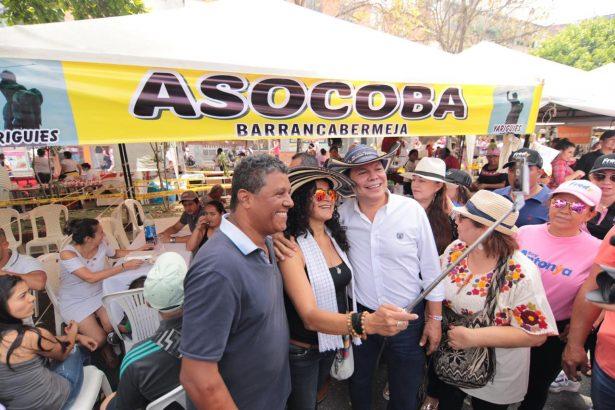 Circuito cultural de Bucaramanga tendrá un espacio para las colonias en el Parque la Flora