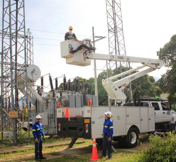 El 6 de enero, trabajos de modernización de redes en Bucaramanga