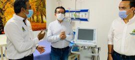 Ministerio de Salud entrega 10 ventiladores en Barrancabermeja