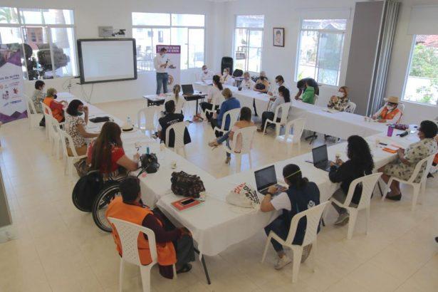 Política Pública de Equidad de la Mujer se fortalece en Santander