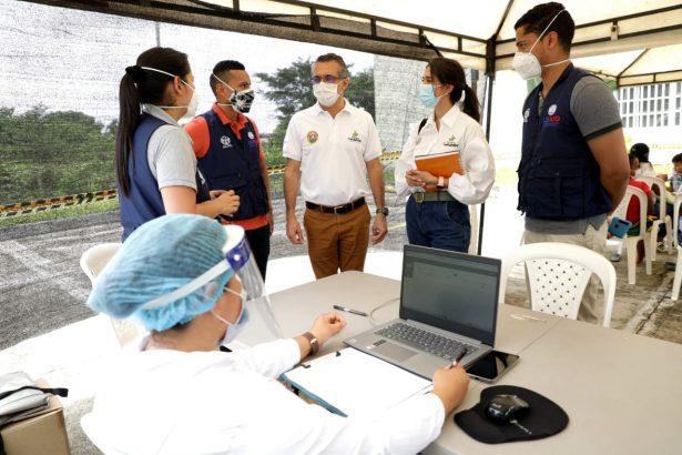 Santander tendrá nuevos servicios médicos asistenciales para población migrante y no asegurada