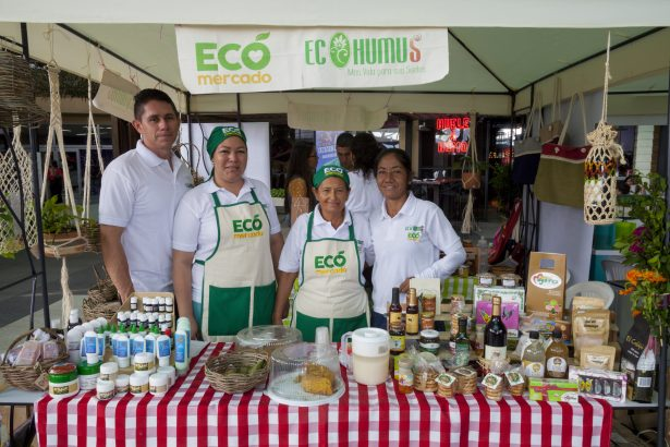 Regresa el Ecomercado más esperado de Floridablanca