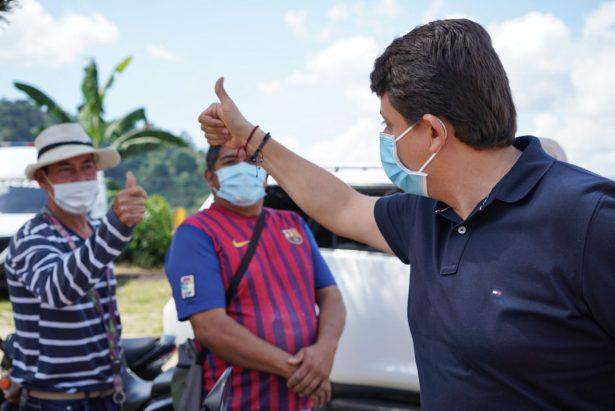 $2.200 millones millones en inversión rural, anunció el alcalde Miguel Moreno